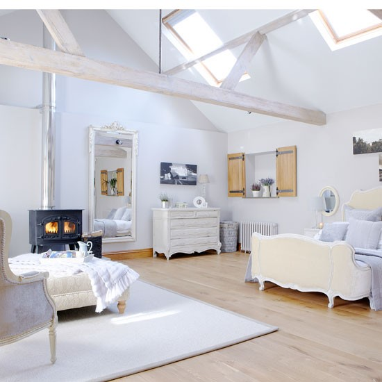 White-bedroom-with-stove--Country-Homes-and-Interiors--Housetohome.co.uk
