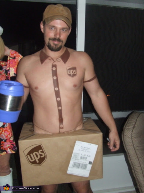 "UPS man ""package"""