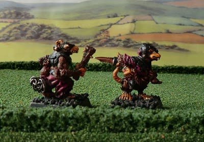 Gutter Runners Skaven Old