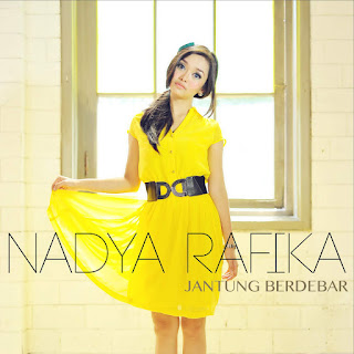 Nadya Rafika - Jantung Berdebar (feat. Eka Gustiwana)