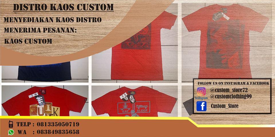 WA 0838.4983.5658/0823.2923.4286 Harga Kaos Custom Satuan