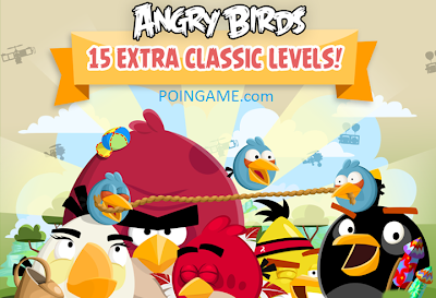 Download Angry Birds Classic 3.3.3 new for PC with 15 extra classic levels