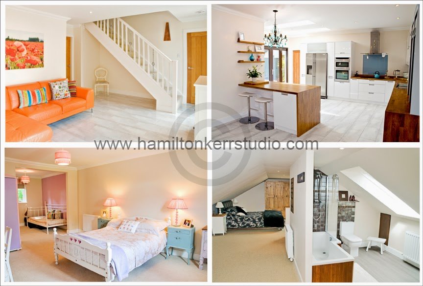 interior photography, selling a property in Tayside, Hamilton Kerr Photography