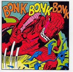 Bonk! Bonk!