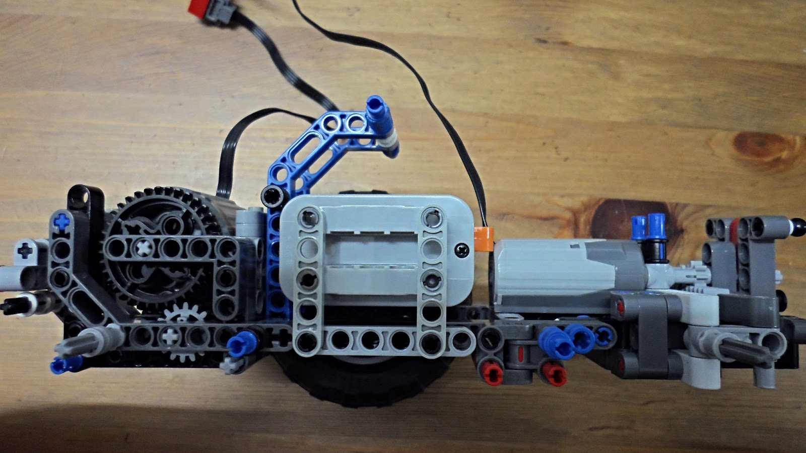 Lego Mindstorms And Technics Scene In Malaysia Technic Wiring Harness 1 225 Ratio From Motor To Intermediate Axle