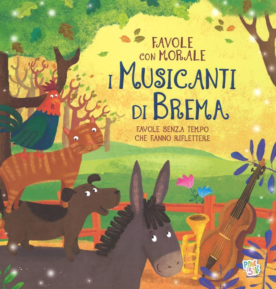 i musicanti di brema_Rusconi libri