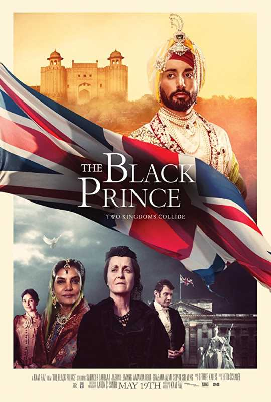 The Black Prince 2017 Esub HD 720p Hindi GOPISAHI
