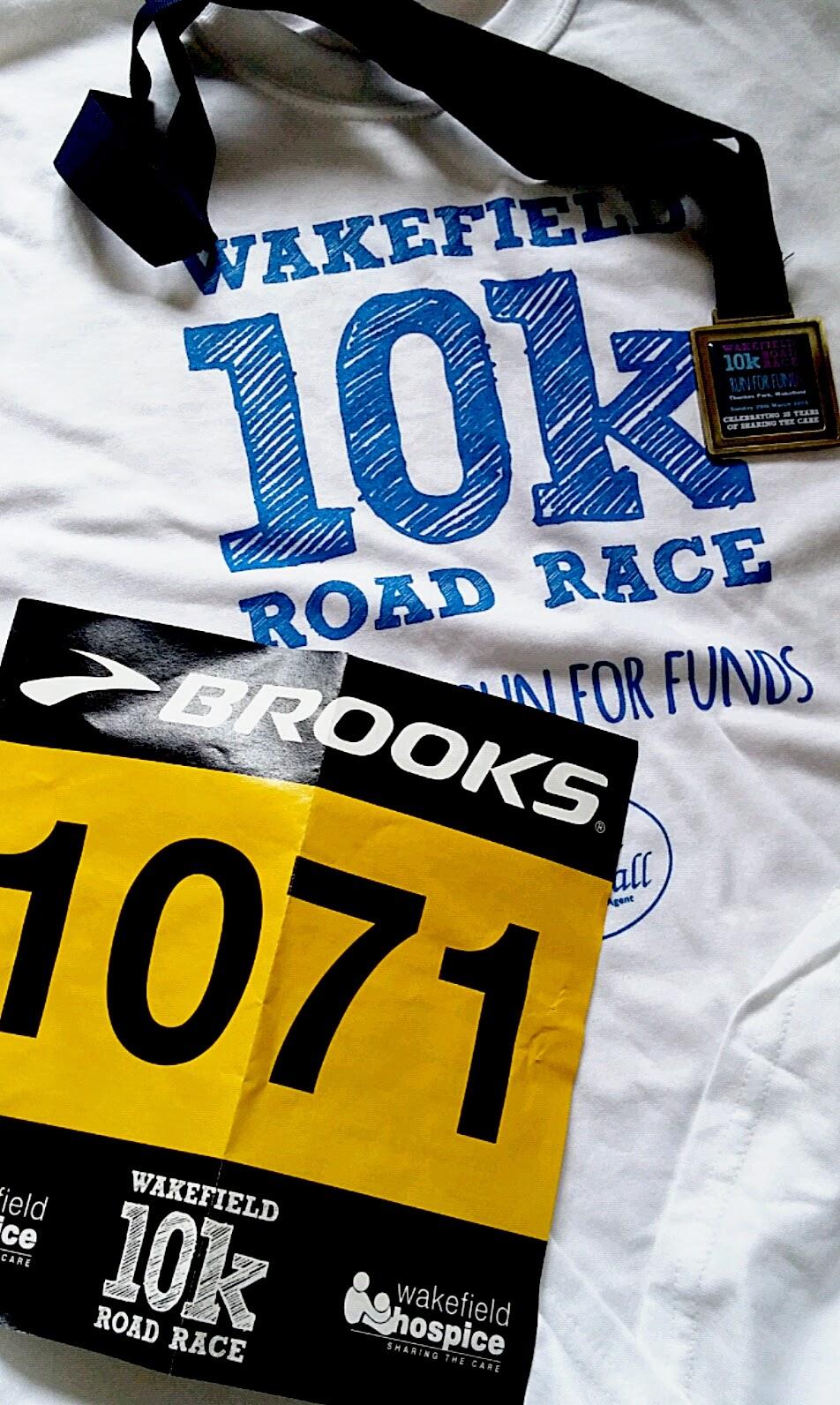 10K road race