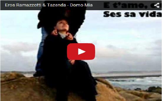 DOMO MIA CHORDS by Tazenda