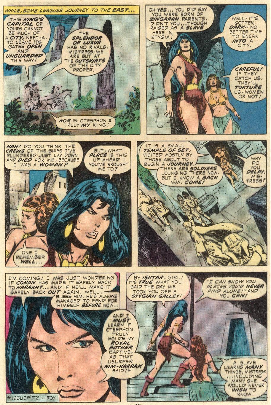 Conan the Barbarian (1970) Issue #84 #96 - English 10