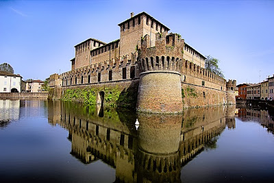 castello Fontanellato Halloween