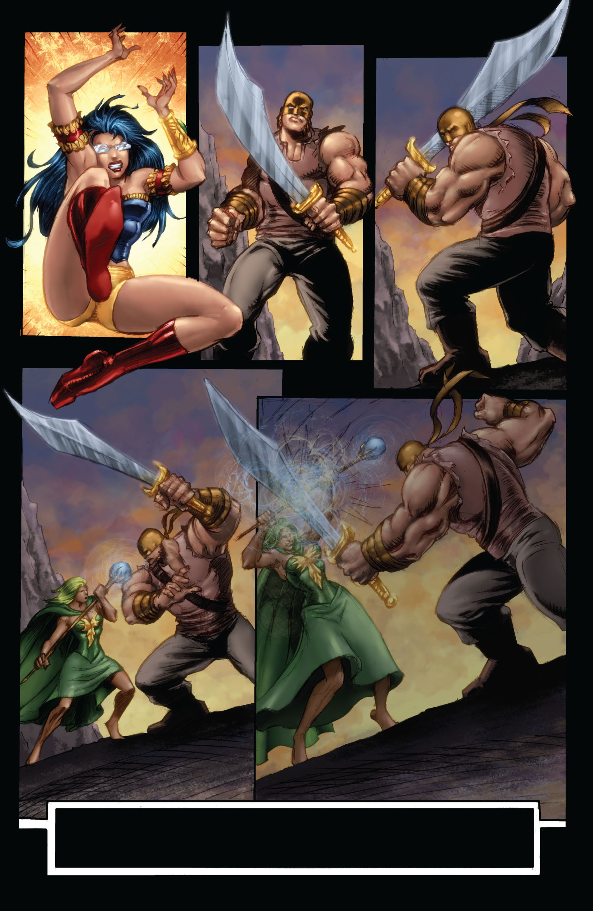 Grimm Fairy Tales (2005) Issue #67 #70 - English 10