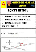 LOKET PPOB (PAYMENT POINT ONLINE BANK)