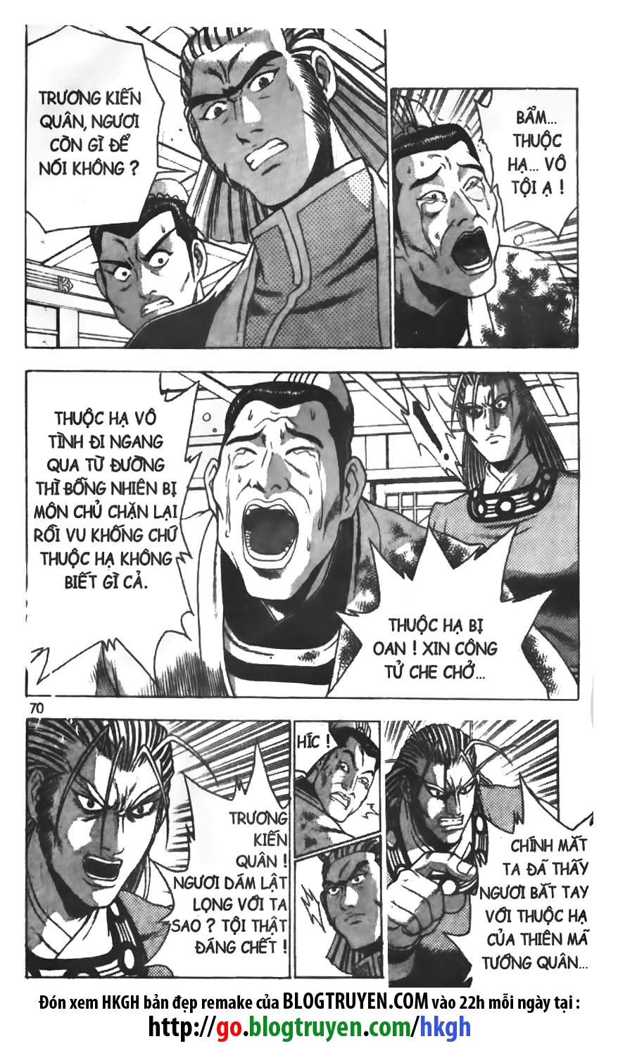 Hiệp Khách Giang Hồ chap 189 page 19 - IZTruyenTranh.com