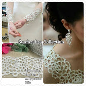 Soluble Border Lace