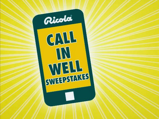 Call In Well Sweepstakes