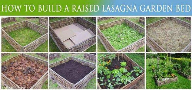 One Of The Best Things About Lasagna Gardening Is How Easy It Is. You Donu0027t  Have To Remove Existing Sod And Weeds. You Donu0027t Have To Double Dig.