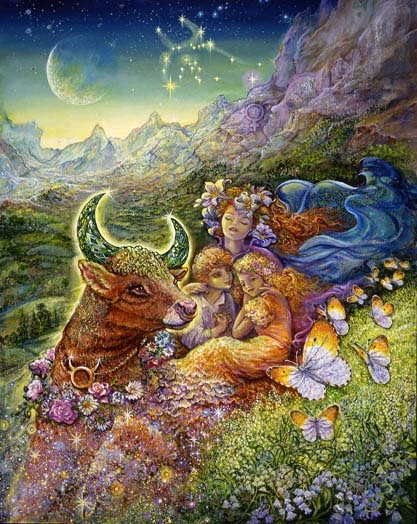 New Moon In Taurus ~ May 18