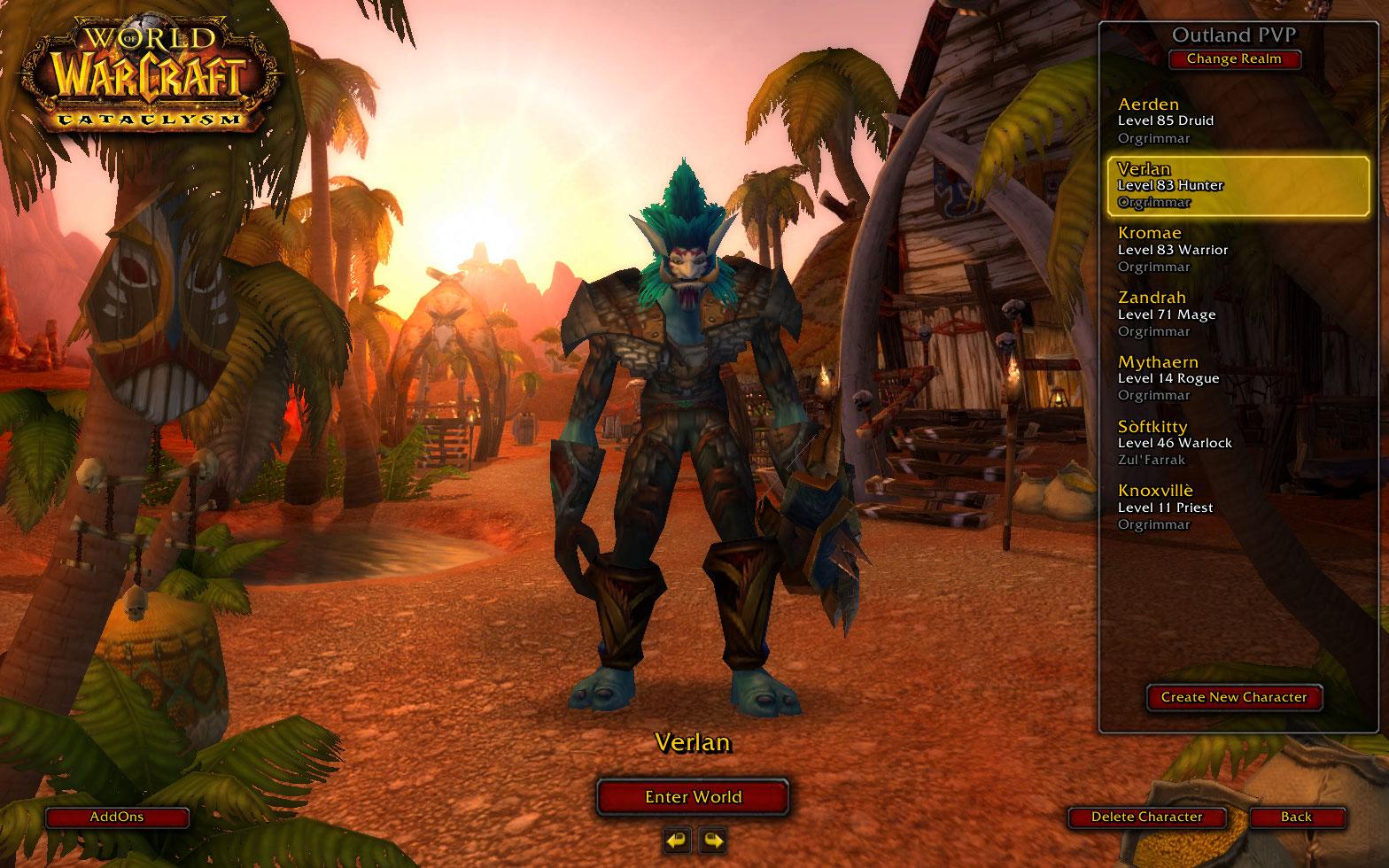 Warcraft forgotten coast troll hunter erotica clip