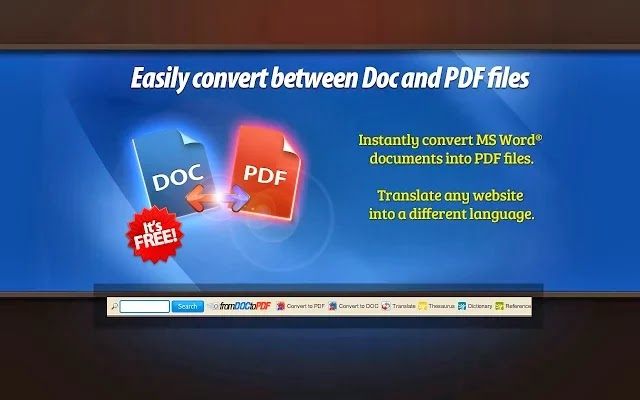 From Doc To Pdf Converter