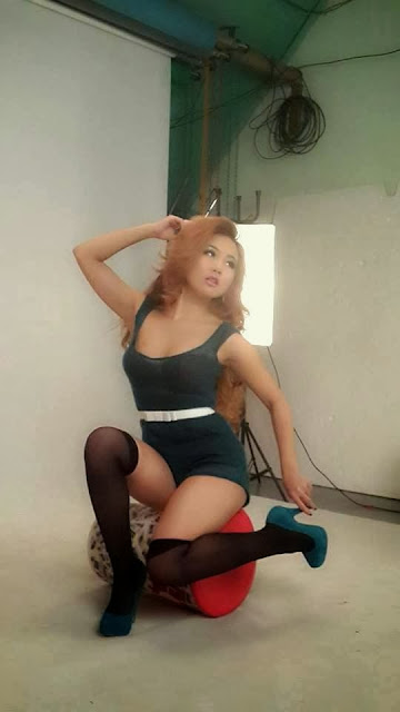 Nan Thiri Maung - Myanmar Model Girls