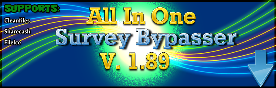 all in one survey bypass v 1 89 download free all in one survey bypass ...