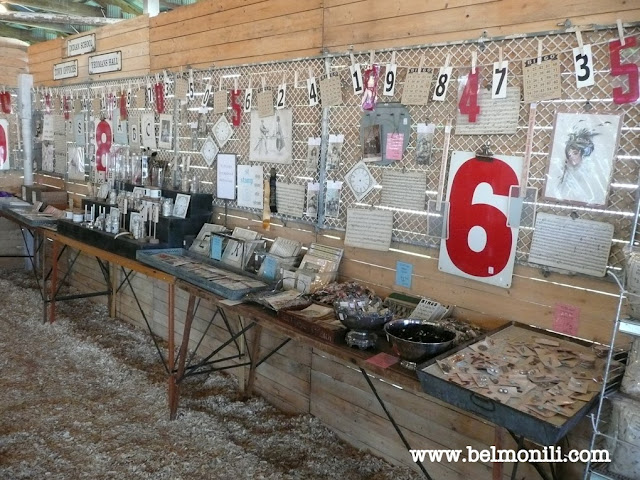 South Porch Antiques, bel monili, country living fair, country living magazine
