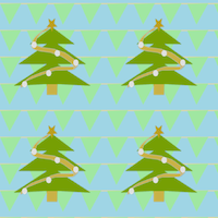 tree pattern paper