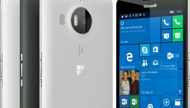 Microsoft Lumia 950 Price in USA