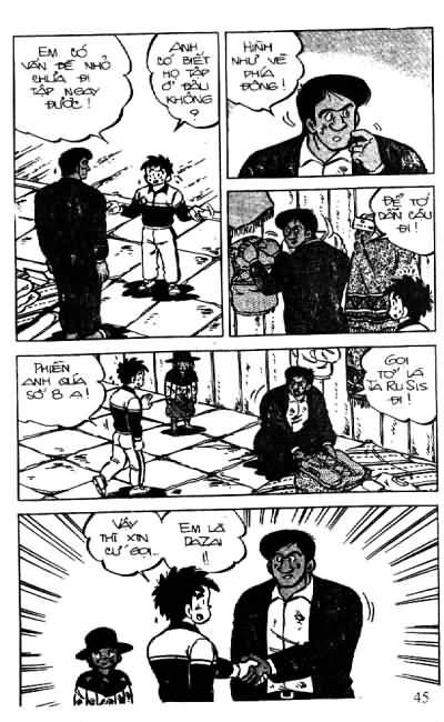 Jindodinho - Đường Dẫn Đến Khung Thành III Tập 26 page 45 Congtruyen24h