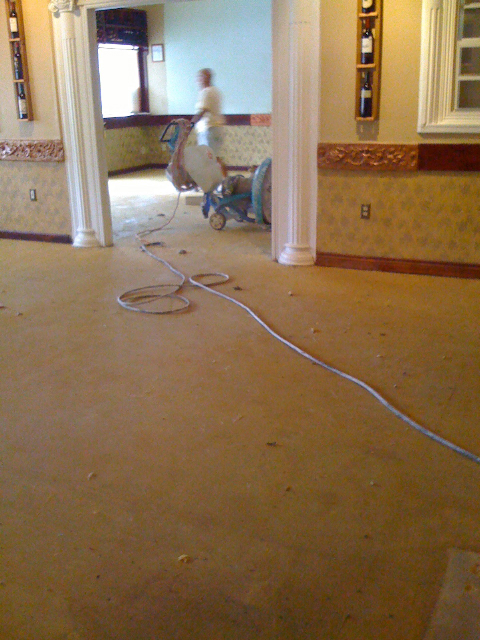How Do You Stain Concrete : Concrete staining how do you stain