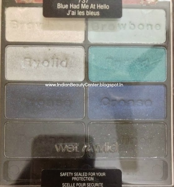 Wet n Wild Coloricon 8-Pan Eyeshadow Palette Review
