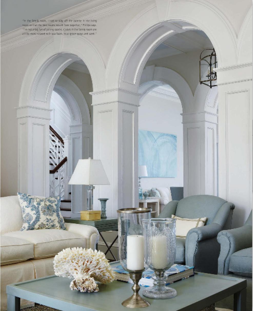 The glam pad october 2014 for Interior designers palm beach