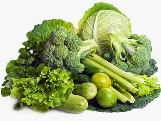 Makan Lebih Sayur Untuk Buang Toksin