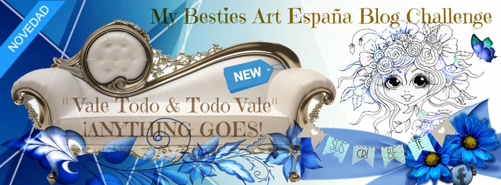 DT  Art España Retos