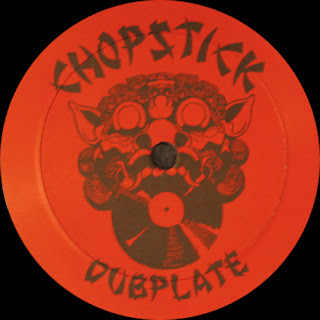 CHOP003AA Chopstick Dubplate (feat. General Pecos) -  Pecos Teng (Version) :