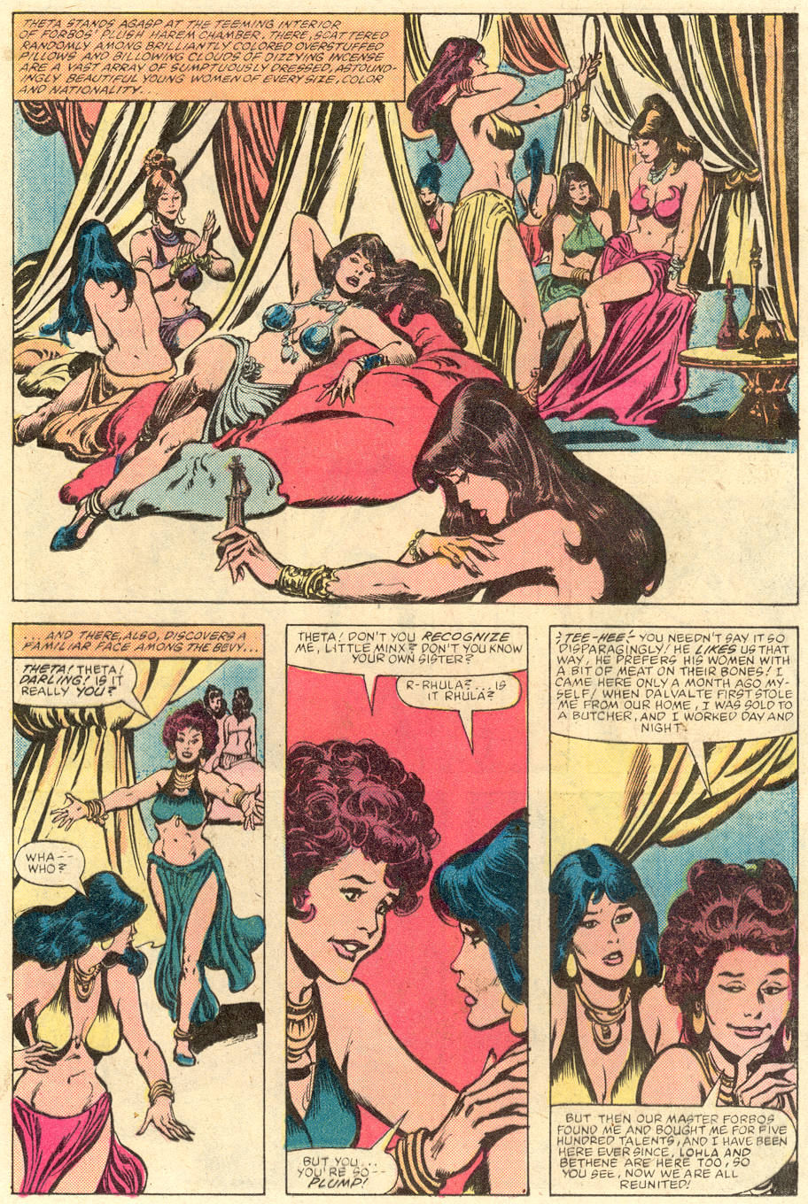Conan the Barbarian (1970) Issue #142 #154 - English 11