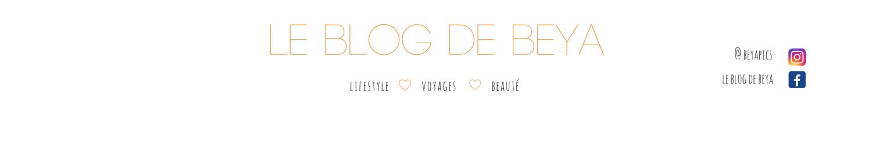 Le Blog de Beya.