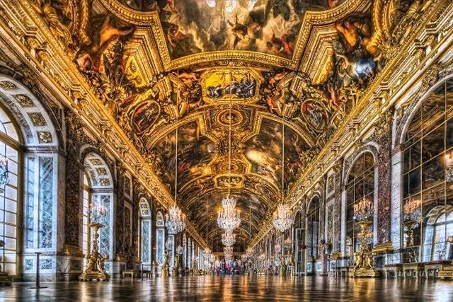 42. Palace of Versailles (Paris, France)