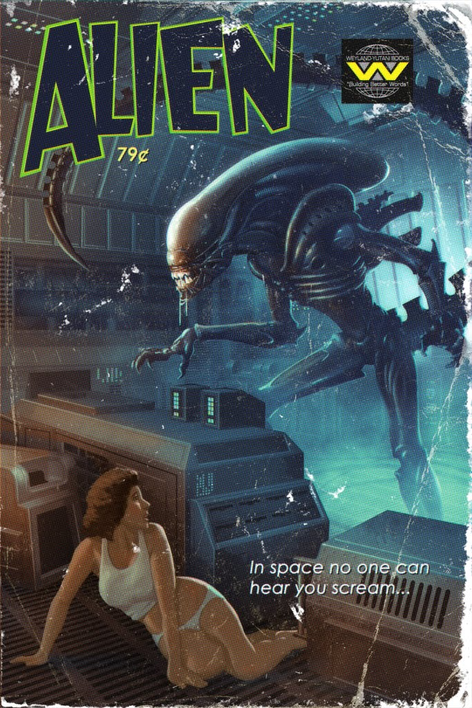 Speculative Nonfiction: Science Fiction Movies as Old School Pulp ...