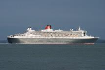 Ocean Liner Cruise Ship Chris Frame
