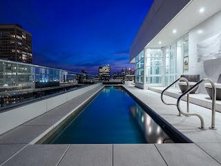 Appartement de luxe avec piscine