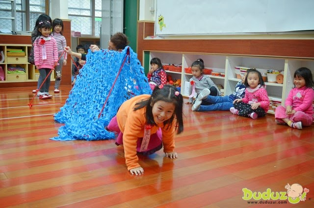 STOCS 幼兒體能過山洞