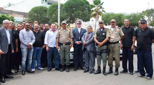 Prefeitura implanta a Guarda Municipal em Panelas-PE