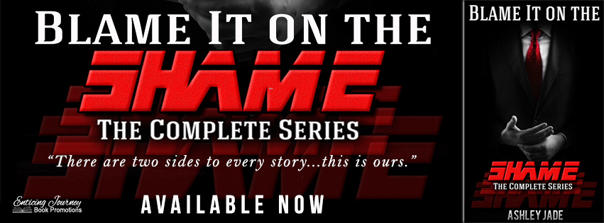 Blame It On The Shame Release Blitz
