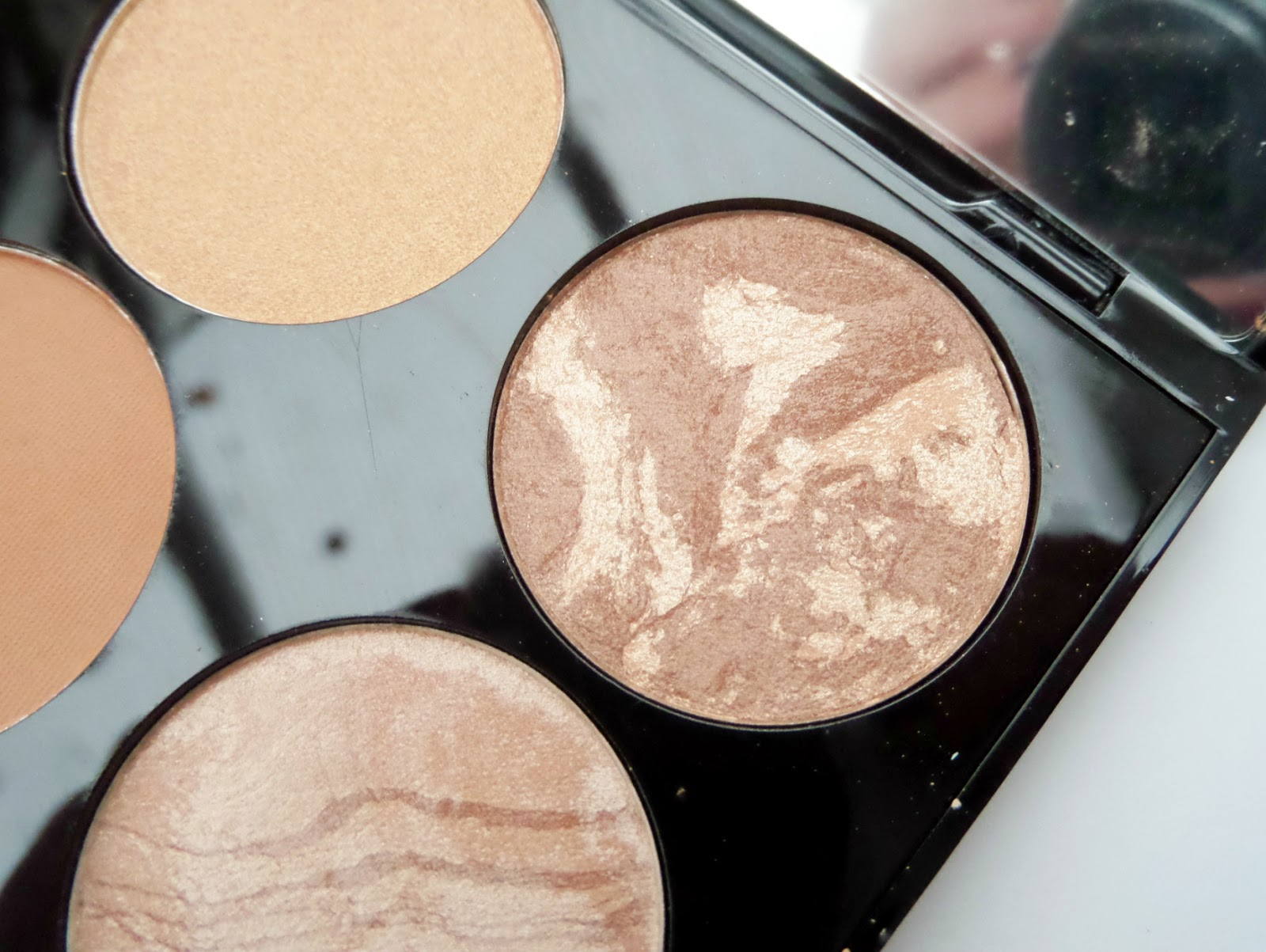 The Brand NEW Makeup Revolution Blush Palette All About Bronze