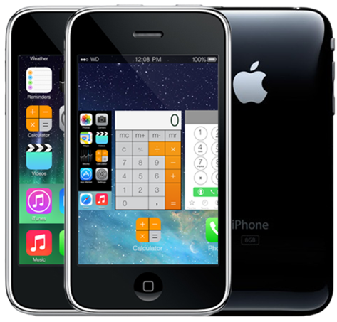 Download & Install iOS 7.1, 7.0 on Unsupported iPhone 3G, 2G, iPod 2G,1G Touch