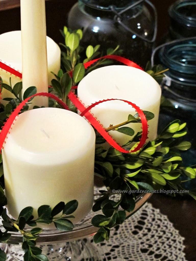garden sense easy advent wreath