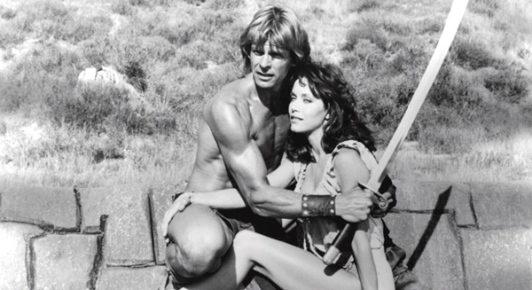 The Beastmaster still
