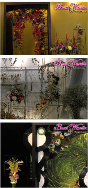 Seronoknya Royal Floria Putrajaya. Royal Floria Putrajaya Best. Penuh Dengan Bunga Bunga